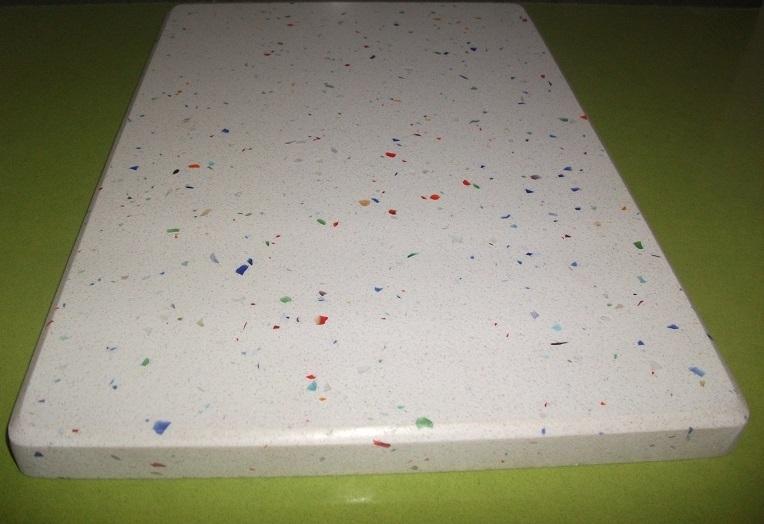 Tabla de corte de cocina de silestone blanco marmoles for Tablas de cocina profesionales