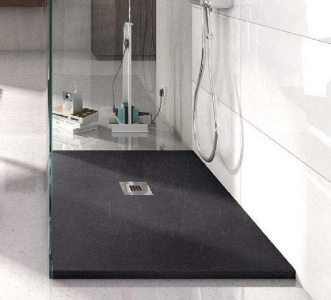 Limpiar plato de ducha un modelo de plato de ducha de for Como limpiar marmol manchado