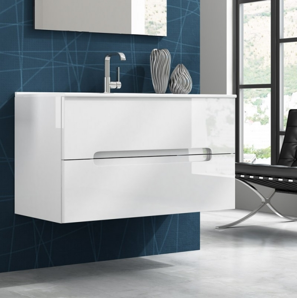 Oferta mueble de ba o modelo cabo siros 2 cajones maestre for Ofertas muebles de bano
