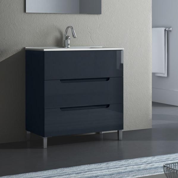 Mueble de ba o modelo cabo siros 3 cajones maestre - Cabo de banos ...