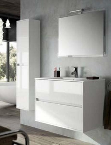 Muebles Baño 70 Cm | Mueble De Bano Noja 70 Salgar Descuento Con Recogida En