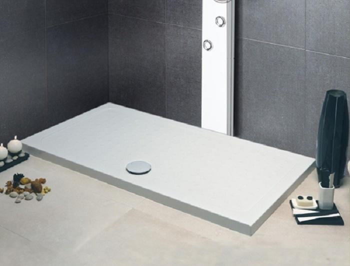 Plato de ducha extraplano serie 5cm marmoles goama sl - Plato ducha 100x70 ...