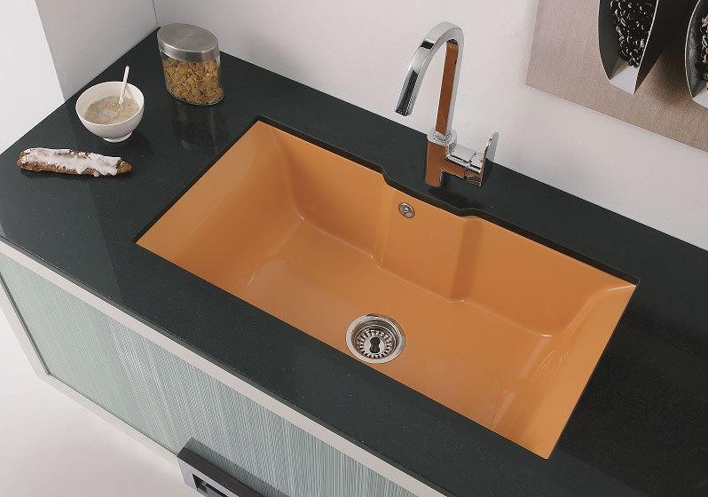 Fregadero sint tico pegaso 863x473mm syan aquasilk marmoles - Fregaderos syan ...