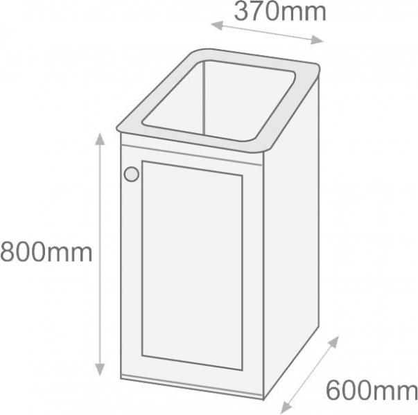 Pila o lavadero apolo syan marmoles goama sl for Mueble pila lavadero
