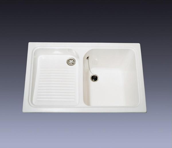 Pila o lavadero thor syan marmoles goama sl for Pila fregadero