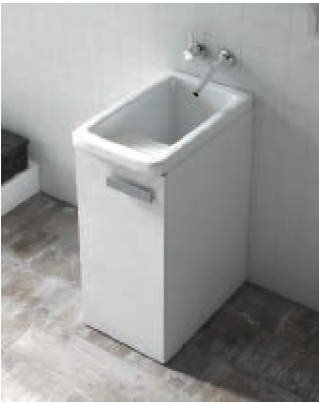 Pila o lavadero sint tico silex poalgi marmoles goama for Fregadero ropa