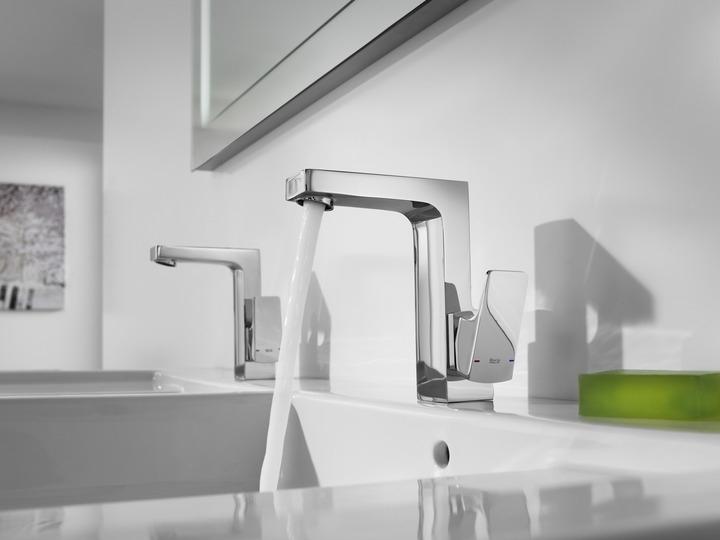 Monomando l90 para lavabo roca 5a4001c00 marmoles goama for Catalogo roca pdf
