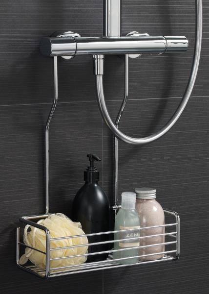 Jabonera para colgar en grifo innova beltran 3396 for Jaboneras para ducha