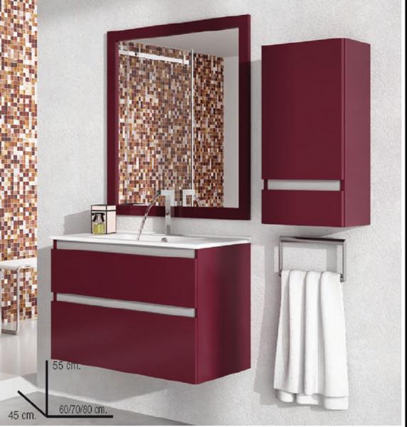 Oferta mueble de ba o paula malta muebles maestre for Oferta bano completo