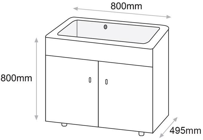 Mueble para fregadero vali syan marmoles goama sl - Muebles para fregaderos ...