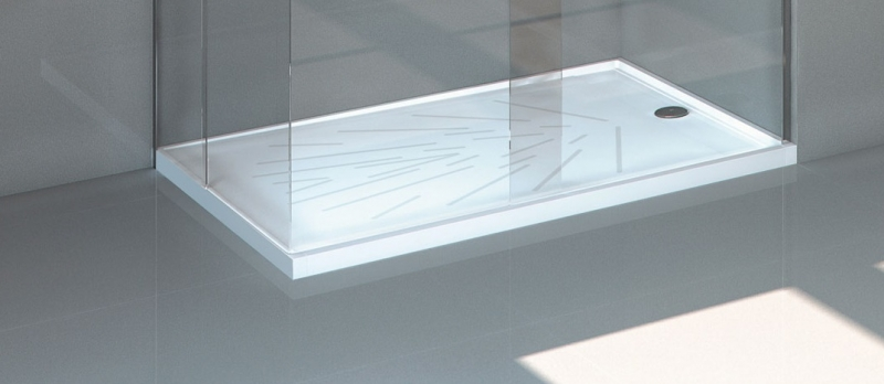 Plato ducha modelo freccia de silestone marmoles goama sl - Plato de ducha silestone ...