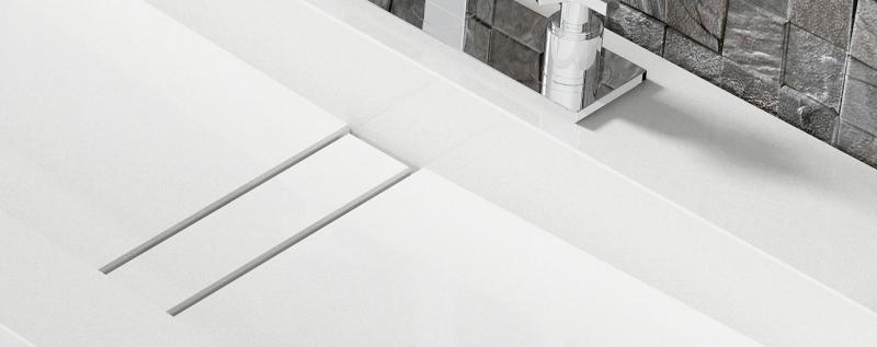 Lavabo de silestone modelo silence marmoles goama sl - Carta colores silestone ...