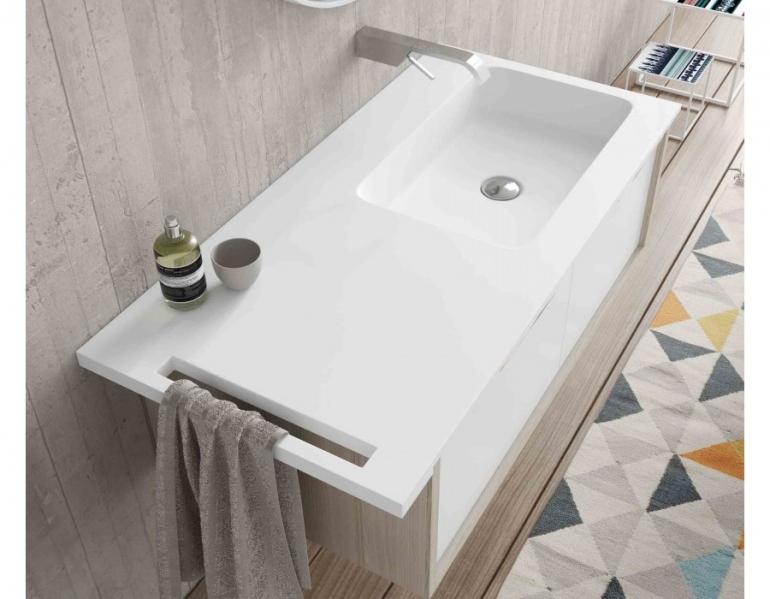 Encimera lavabo a medida gama anywaysolid marmoles goama - Encimeras a medida ...