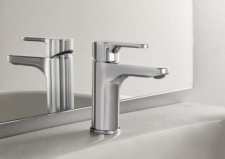 Grifo de lavabo l20 de roca 5a3b09c00 marmoles goama sl for Catalogo roca pdf