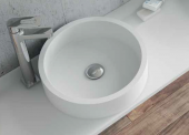 LAVABO SOLID SURFACE COSO. ANYWAYSOLID
