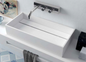 LAVABO SOLID SURFACE SEATLE. ANYWAYSOLID