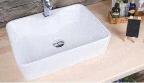 Lavabo sobre encimera lecce sanycces marmoles goama sl for Lavabo sobre encimera rectangular